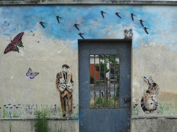 mural samu social st mandé