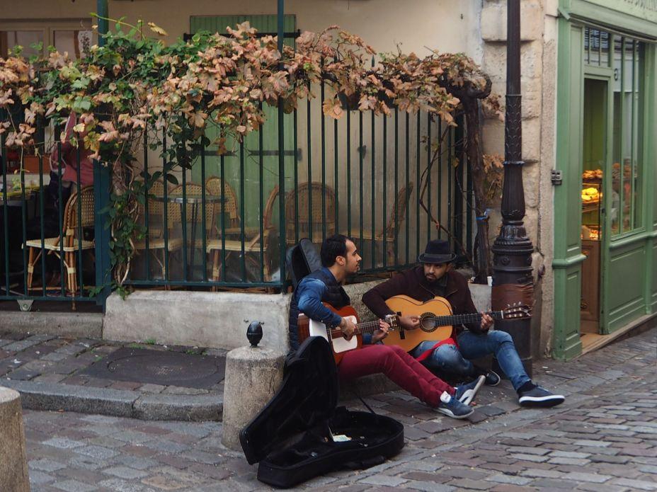 guitar duet monrmartre