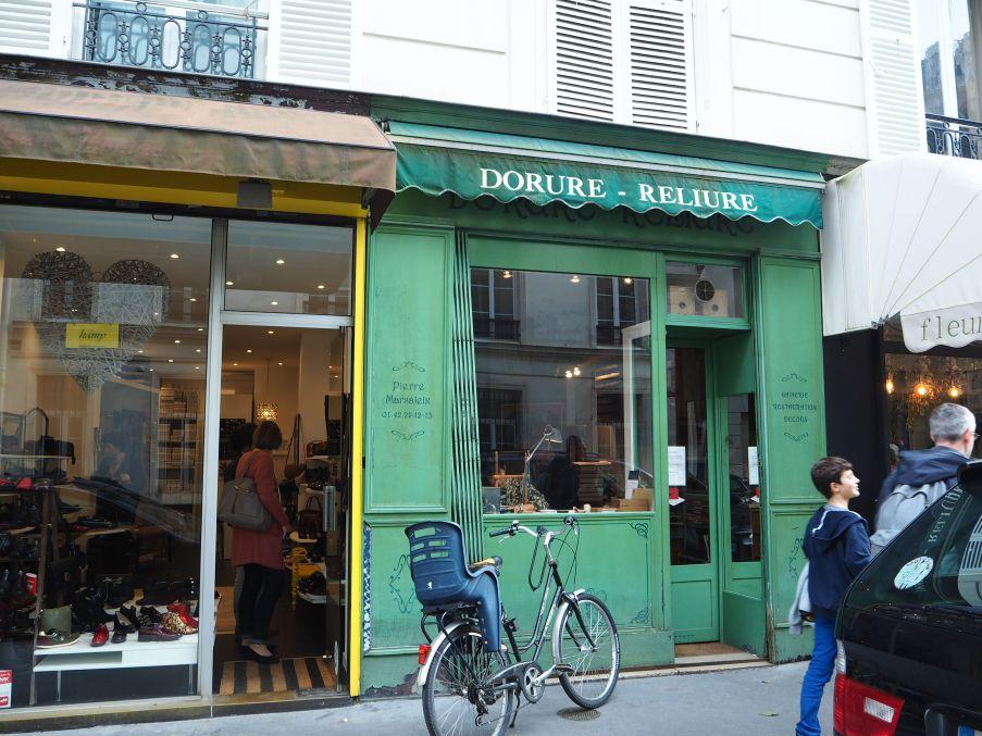 bookbinder paris 13