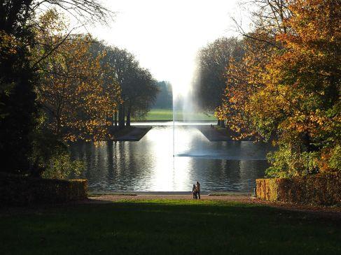 autumn colour parc de sceaux