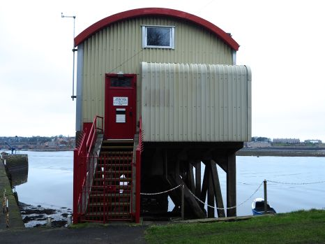 Berwick lifeboat station