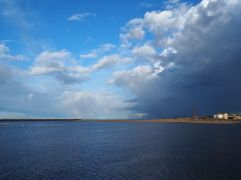 Changeable weather - March