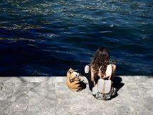 summer by the seine