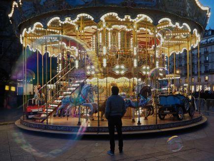 carousel & bubbles paris