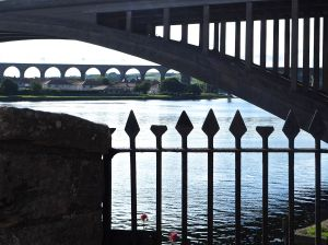 Berwick upon Tweed bridges