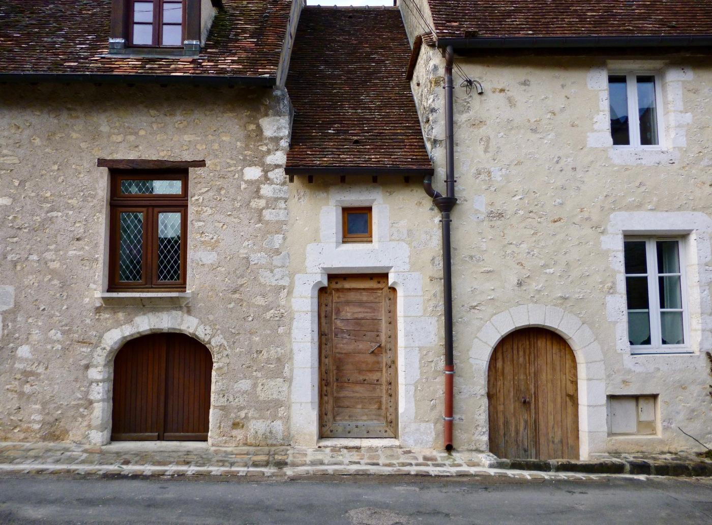 maisons medieval provins