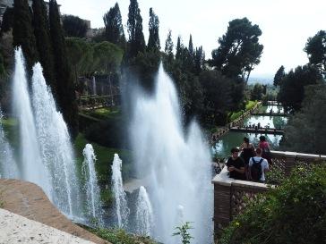 Villa d'Este fountains & pools