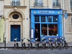 St Germain café - November 2017
