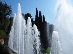 and the power of water at the Villa d'Este again