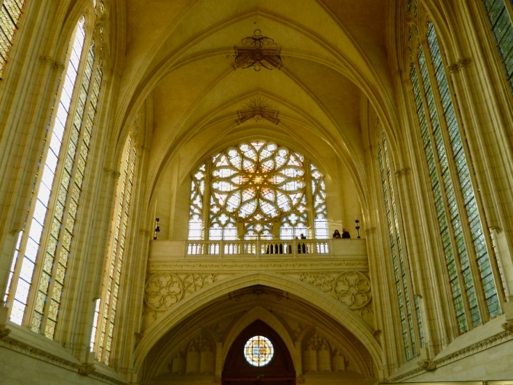 Chapel of Chateau de Vincennes