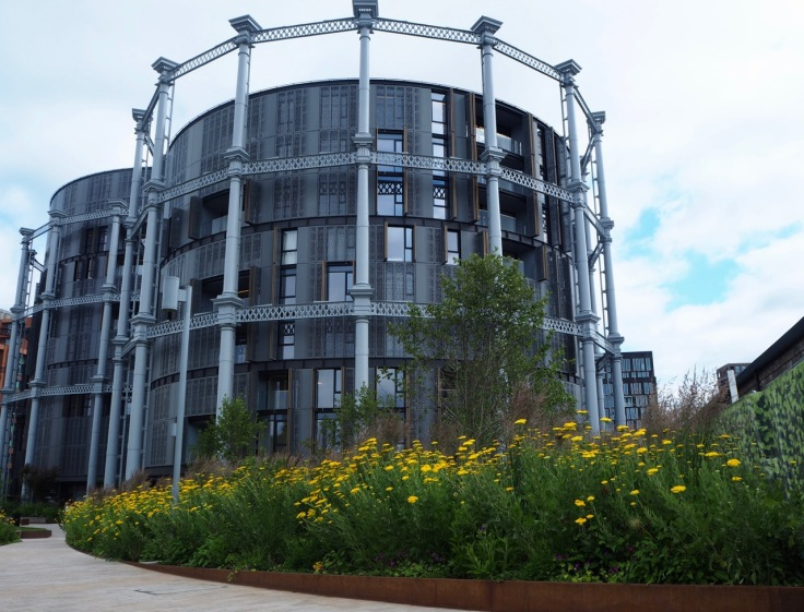 gas holder development kings cross