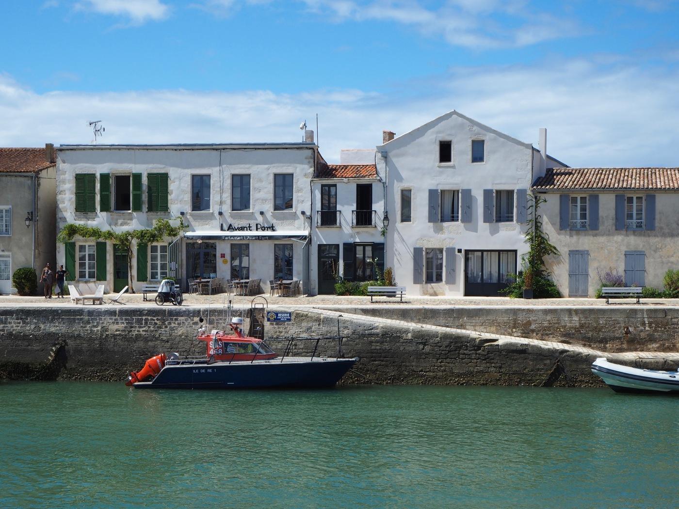 harbour St Martin de Ré