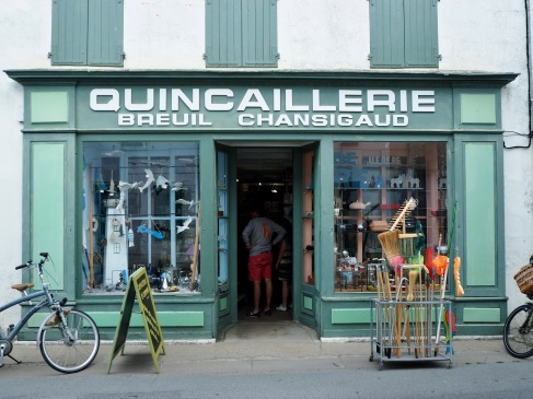 This hardware shop offers a wonderful blend of the essential, the practical and the slightly whimsical
