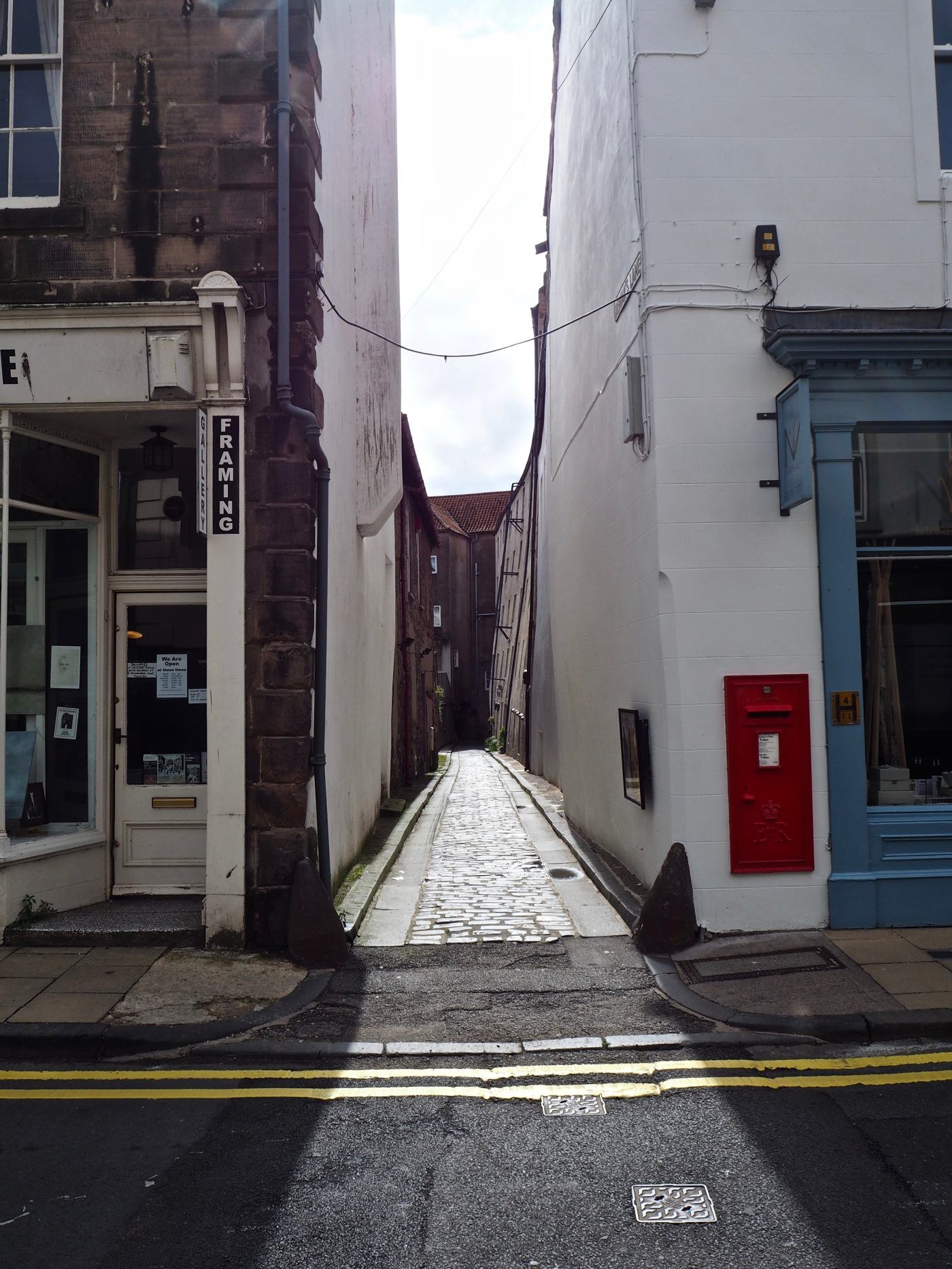 Dewar's Lane Berwick