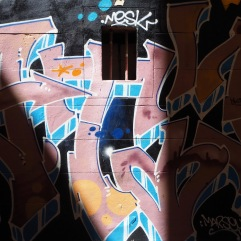 Marseille street art in June again