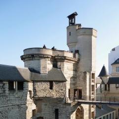 Château de Vincennes in February