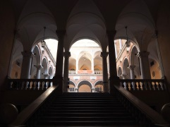 Cool elegance in Genoa's Town Hall