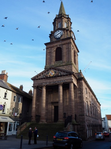 Berwick Town Hall - November 2018