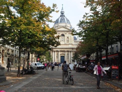 September in the Latin Quarter - la rentrée