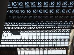 Iron and glass at Gare d'Austerlitz - November 2018