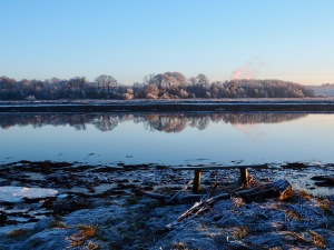 river tweed frost