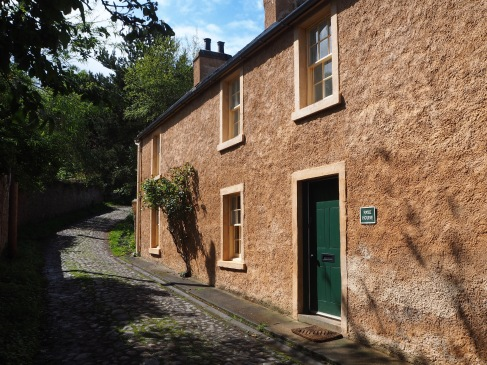 18th century Paye House has served in turn as an alehouse, general store, doctor's surgery and fish and chip shop - it's now let to holiday guests