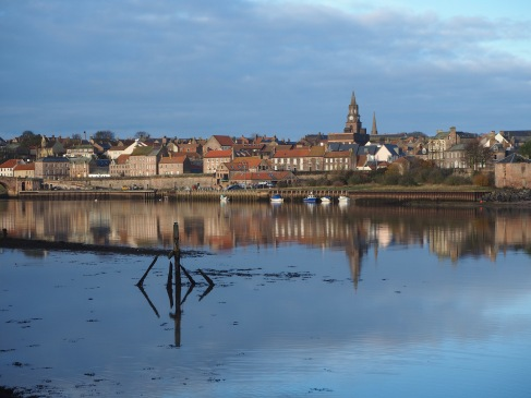 Low tide reflections - November 2019