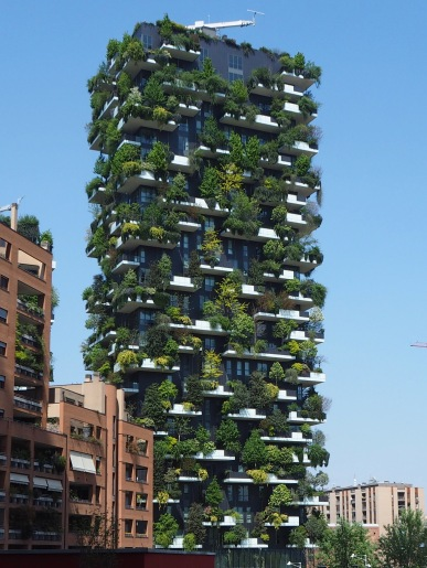 Il Bosco Verticale - the Vertical Forest - Milan