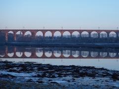 Bridge reflections - January
