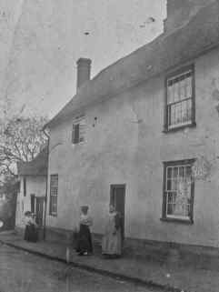 21 Shilling Street, about 1900